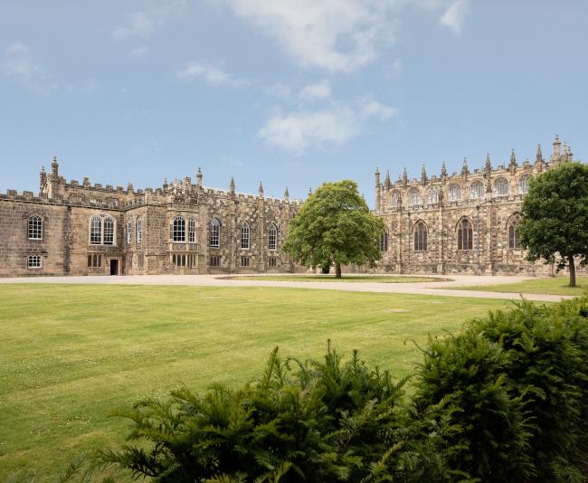 Auckland Castle: one of the best-preserved medieval Bishops' palaces in Europe