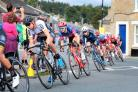 The OVO Energy Tour of Britain going through Middleton-in-Teesdale Picture: SARAH CALDECOTT