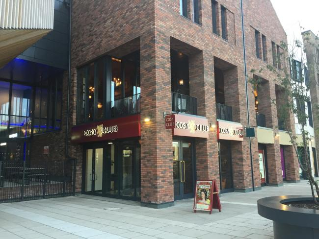 Cosy Club is one of the new restaurants to open at Durham's Riverwalk, on the banks of the Wear