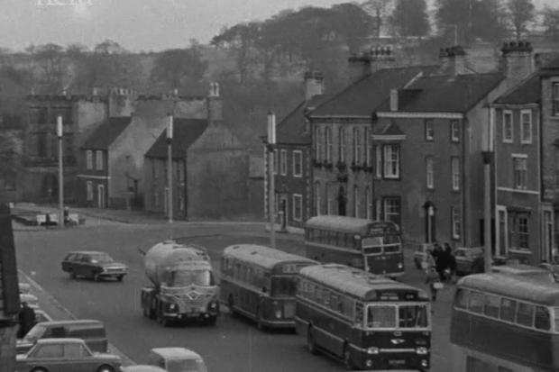 Take a look at a film showing what Bishop Auckland was like 50 years ago