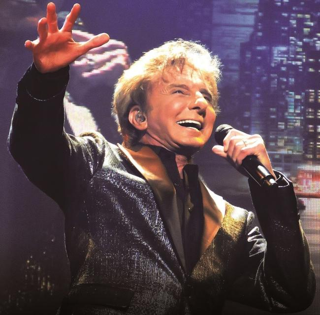Barry Manilow's now cancelled May date in Newcastle reschdeuled for September 3