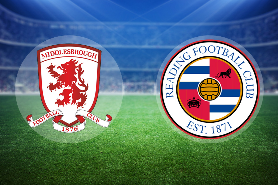LIVE: Middlesbrough vs Reading