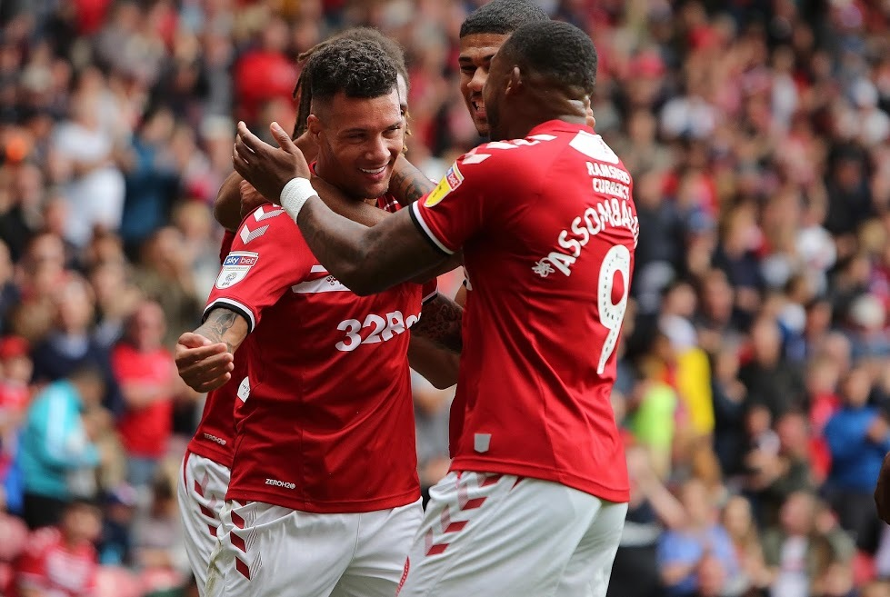 Dazzling Darren makes the difference for Boro