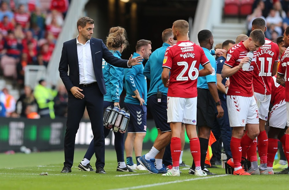 Player Ratings: Middlesbrough 1 Reading 0