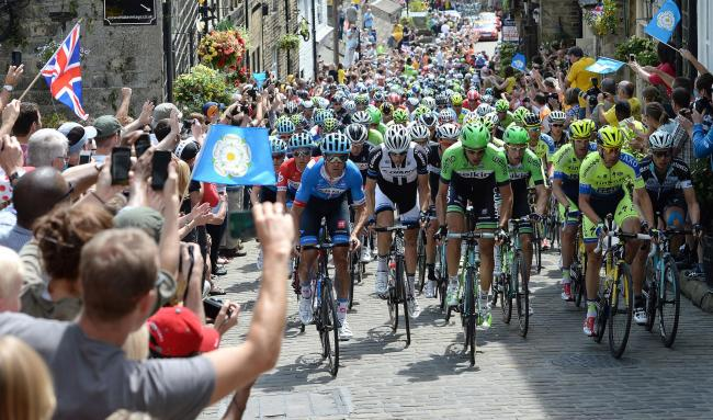 The UCI Road World Cycling Championships will be staged in Yorkshire this month