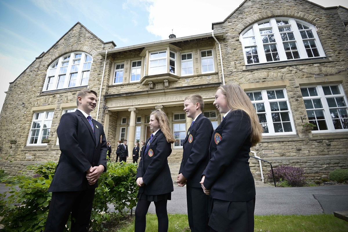 Wolsingham School opens its doors for new students