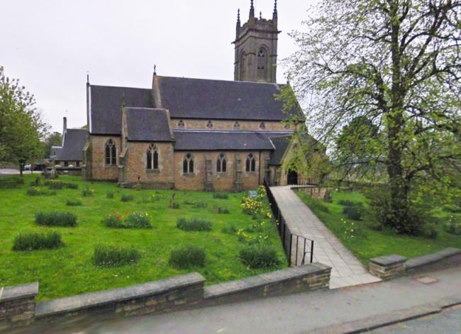Our Lady Immaculate and Saint Cuthbert R C Church. Picture: GOOGLE