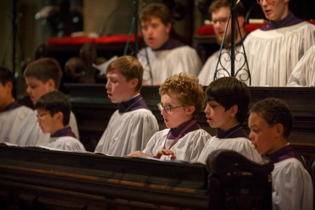 The Friends of Cathedral Music will present a cheque for £25,000 to choristers in the choir at Durham Cathedral on Sunday. The money comes from an endowment fund at the County Durham Community Foundation, which helps ensure that music remains an int