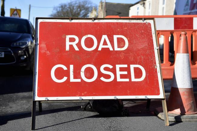 Middlesbrough road is closed due to flooding