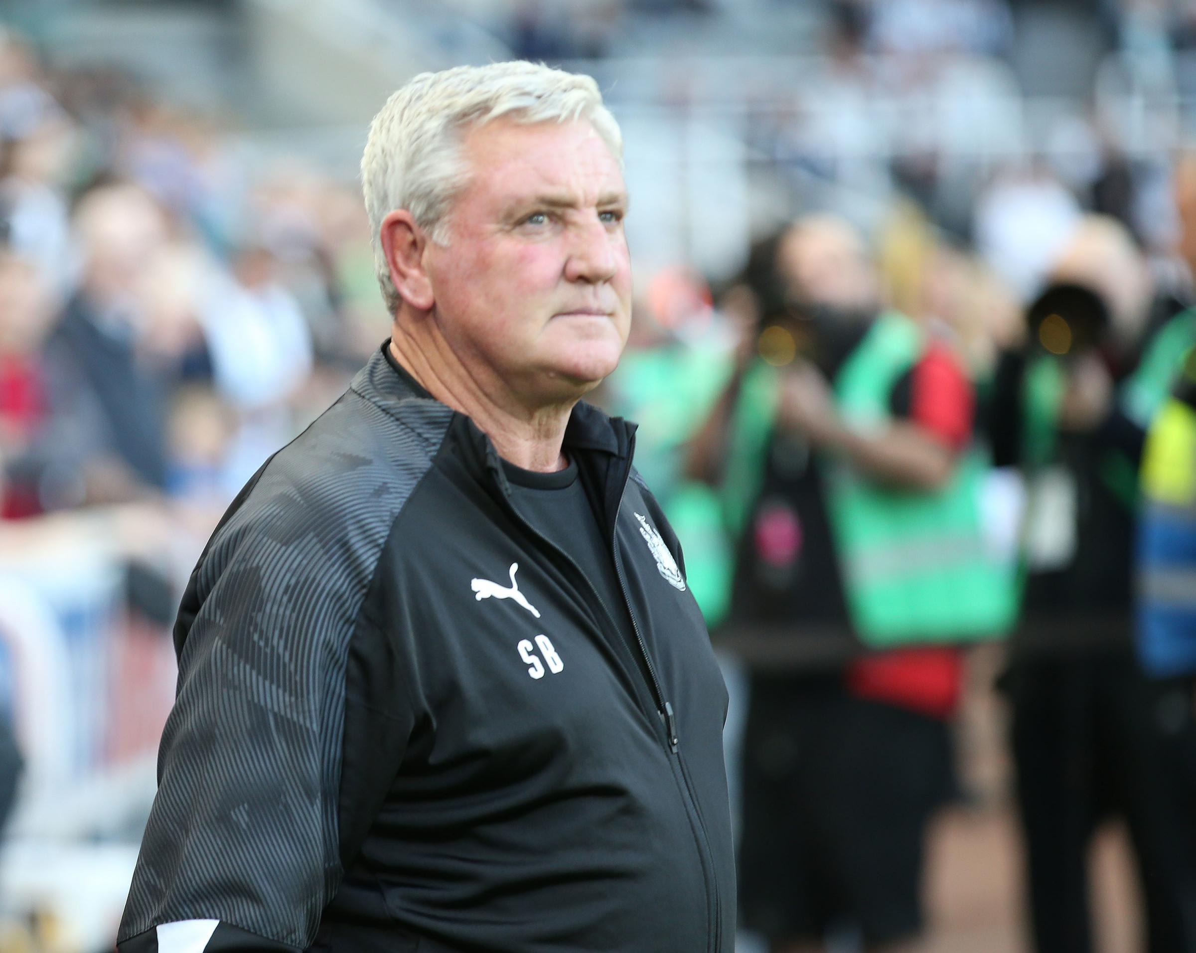 Steve Bruce remembers his time in charge of Sheffield United