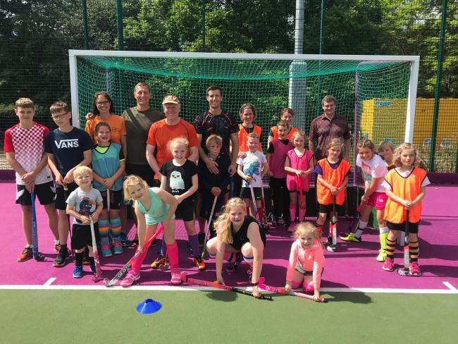 Durham University students to coach children to become 'Hockey Heroes'