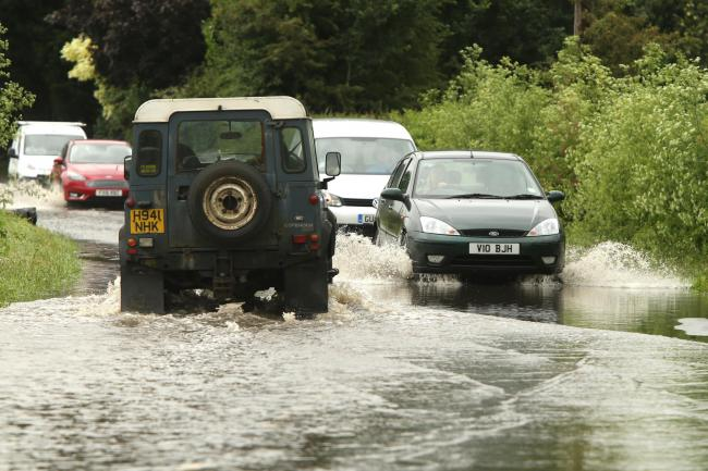 North Yorkshire County Council is calling for utility firms to be forced to contribute towards flood defence schemes