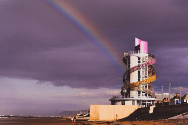 The Northern Echo: Promotion image for The Mighty Redcar Photographer: Daniel Dewsbury