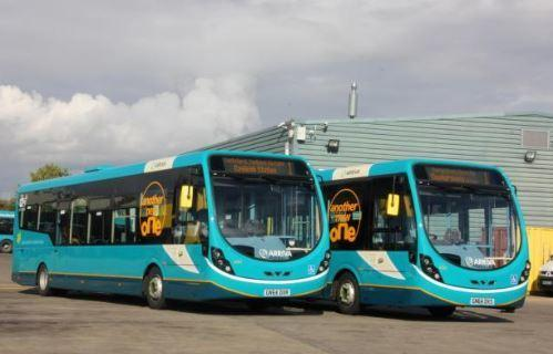 Arriva has announced a number of changes to its services in the New Year