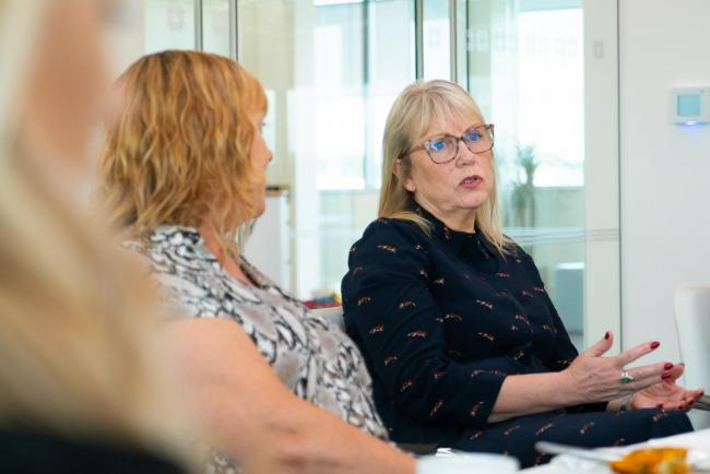 Brexit was the main topic of debate during the Women in Business event