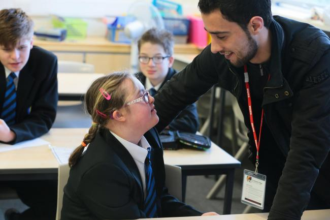 Mouhyedin Alkhalil arrived in Darlington in 2016 and has worked hard to integrate with the local community. Picture: Sarah Caldecott