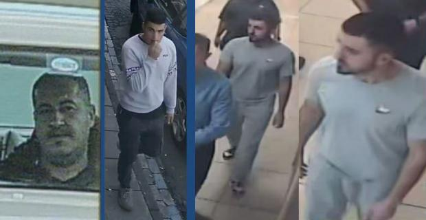 The Northern Echo: Police would like to speak to these men - do you recognise any of them?