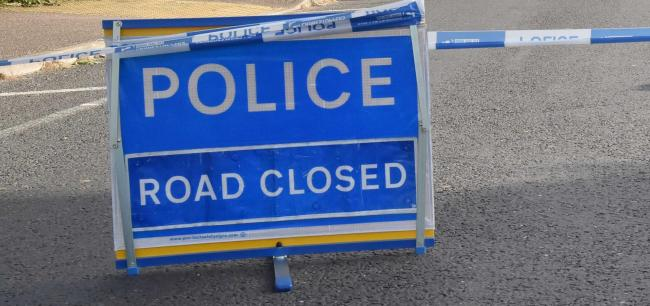 Police are appealing for information after two people died in a collision in Northumberland