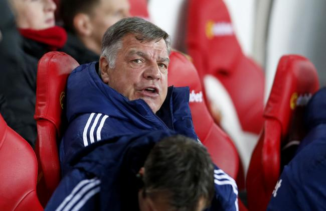 Sam Allardyce is one of the contenders to be Sunderland's new boss
