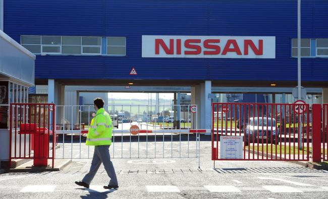 Car firm Nissan to end night shift at its Sunderland plant