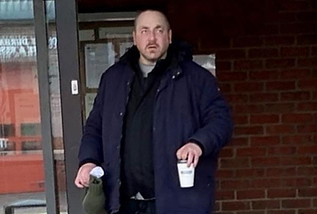 Paul Longthorne, of Wood Street, Spenny-moor, leaving Newton Aycliffe Magistrates' Court Picture: Stacey-Lee Christon