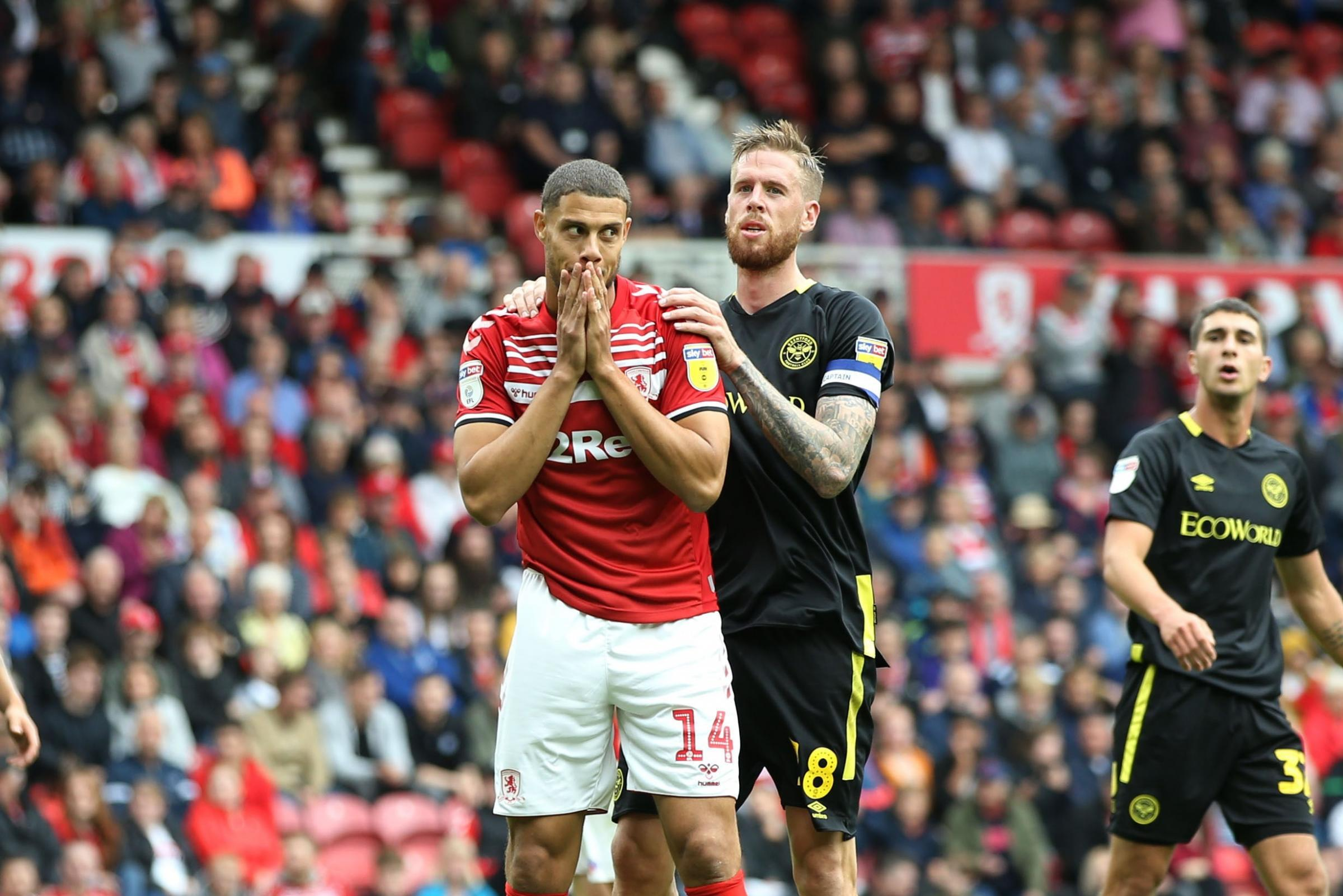 Boro striker suffers further injury woe during international break