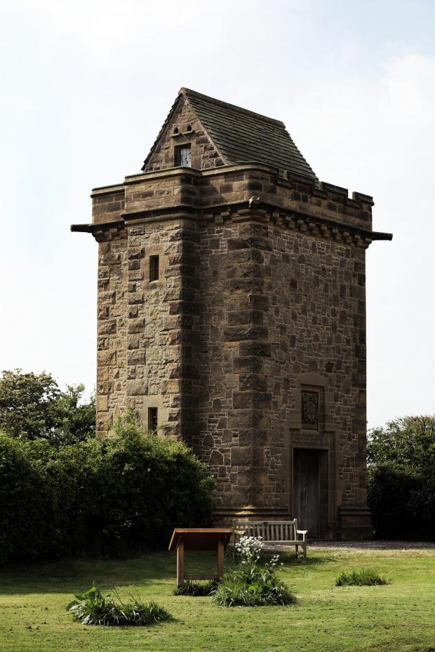 The Northern Echo: The 1915 water tower at Ingleby Arncliffe. Picture: STUART BOULTON..