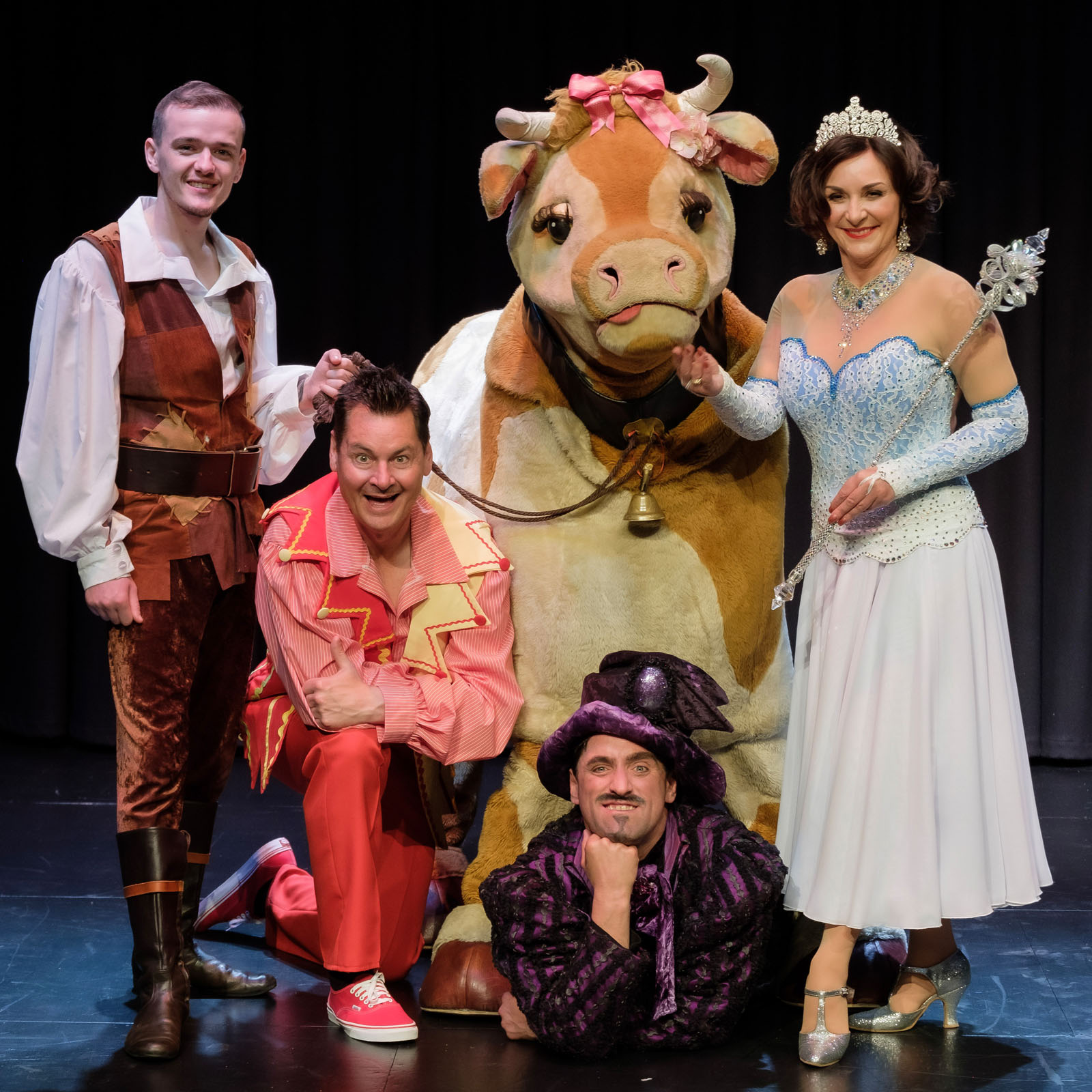 FREE FI FO FUM! Here's how to win free tickets to this year's Darlington panto