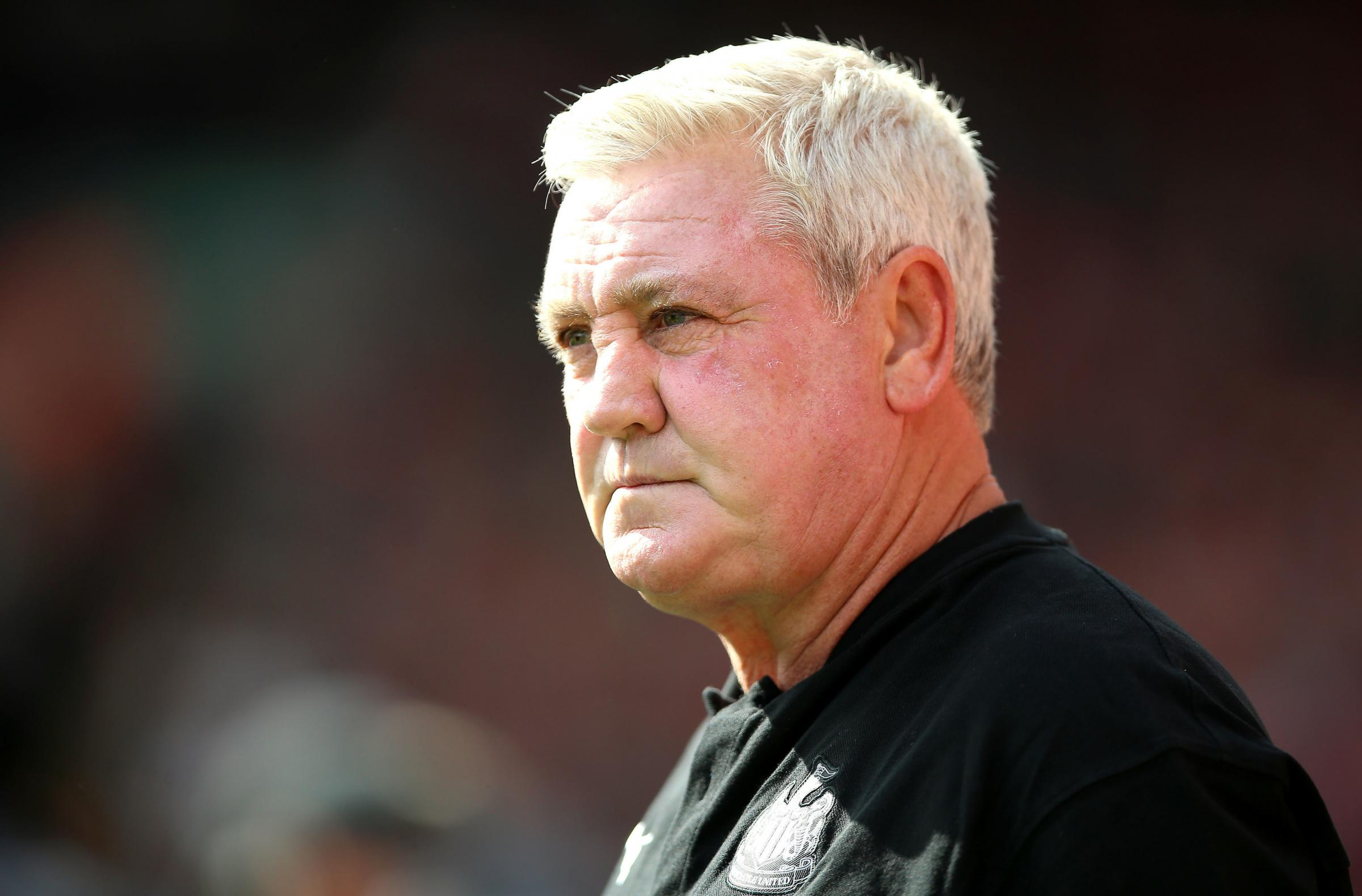 Newcastle United manager Steve Bruce to have January window cash