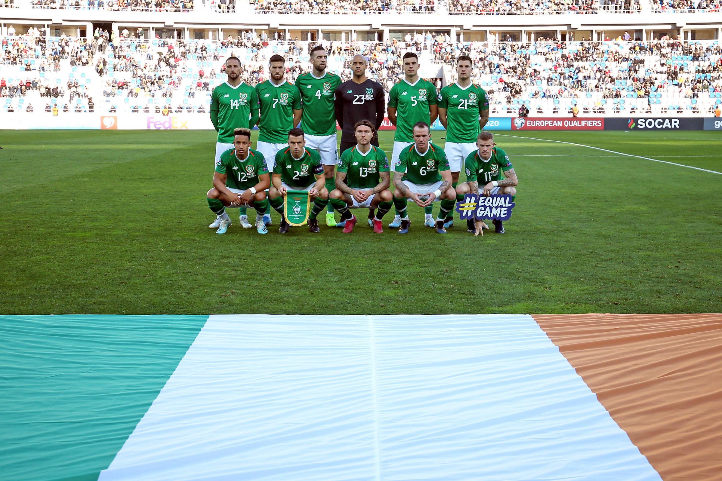 Darren Randolph confident Ireland will succeed in Switzerland