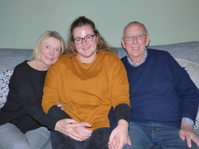 Kathy Connolly, left, Martha Hogg and Keith Procter