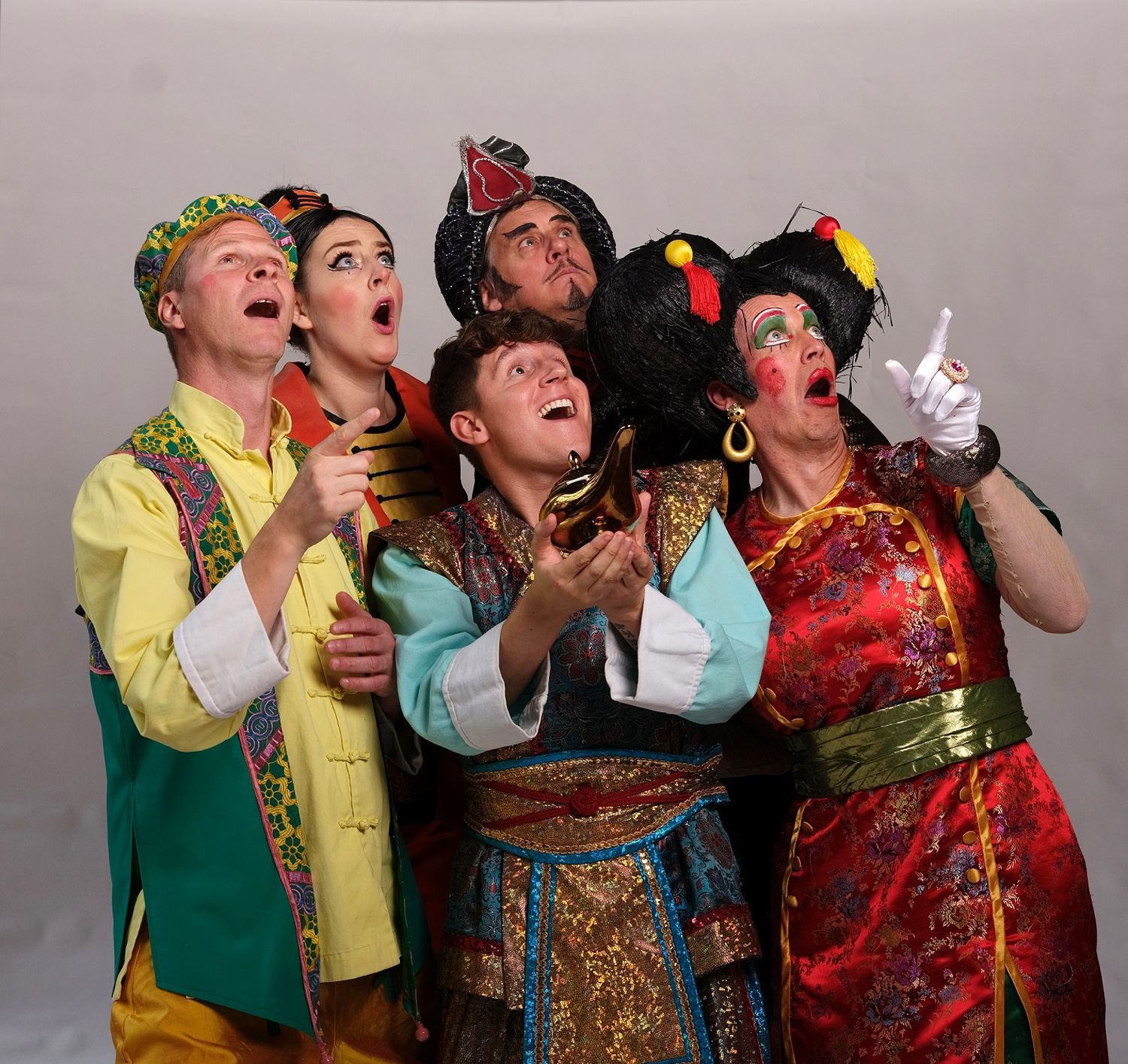 Gala Theatre, Durham: Tickets to pantomime Aladdin are selling fast