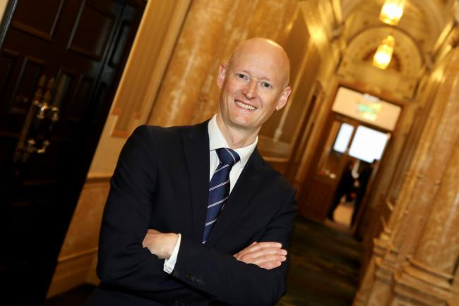 Jason Hobbs, CEO of North East Fund