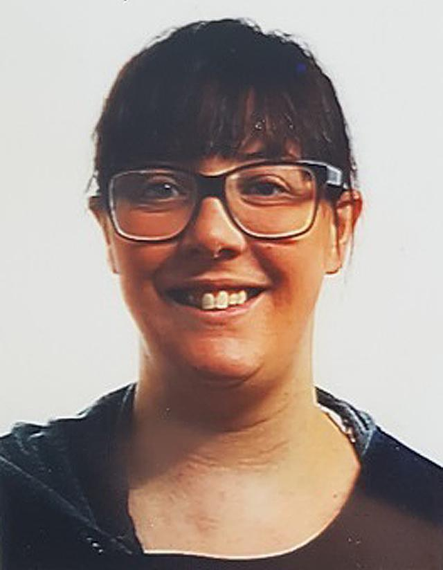 Natalie Harker whose body was found in a wood in Brough with St Giles, near Catterick