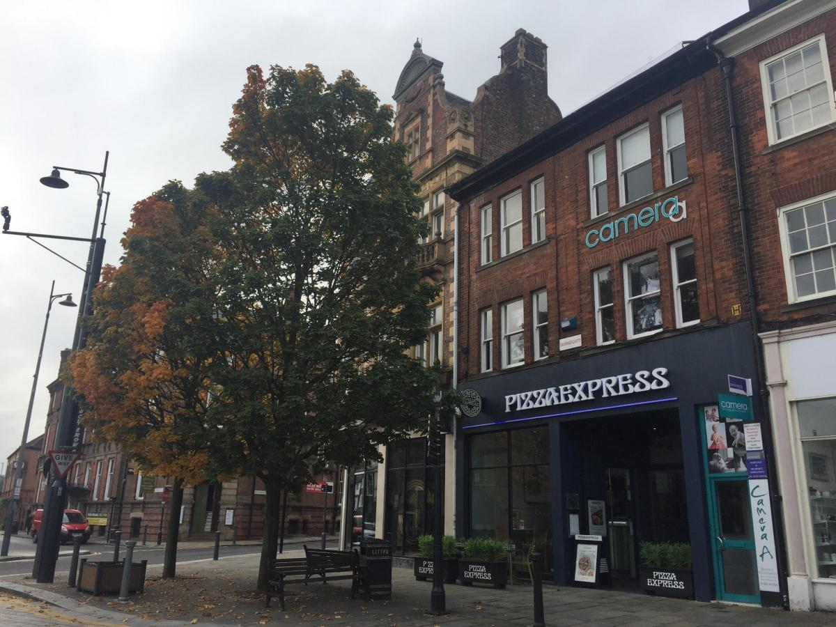 Review Pizza Express Darlington The Northern Echo