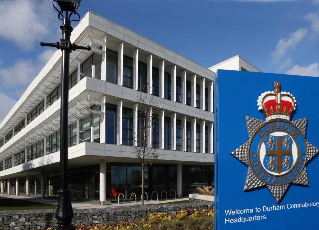 A watchdog has said Durham Police's custody suites are
