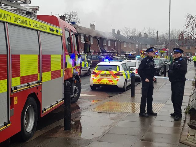 11 months on, police still investigating Skerne Park, Darlington fire which claimed life of Lily,7