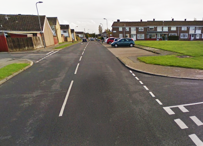 Man approached toddler on Tithe Barn Road, Stockton