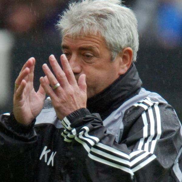 REVELATIONS: Former Newcastle United manager Kevin Keegan