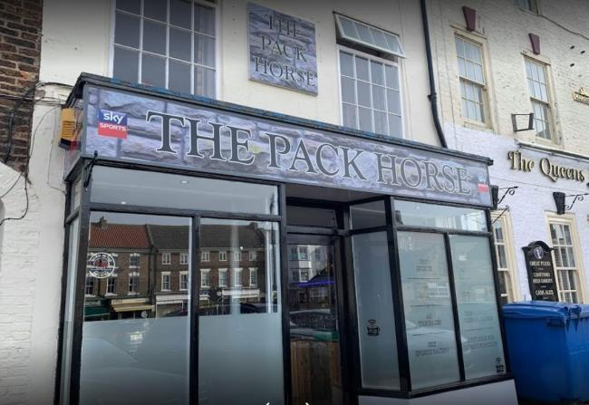The Packhorse in Stokesley