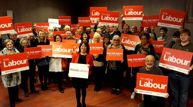 Labour announces Mary Foy as their parliamentary candidate for City of Durham