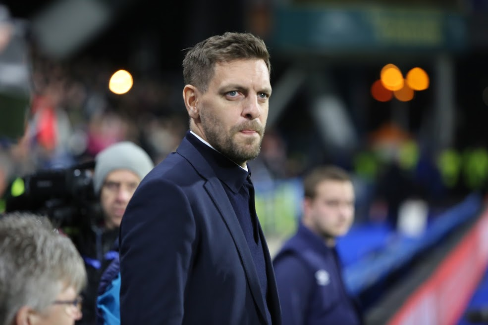 Jonathan Woodgate receives the backing of Steve Gibson