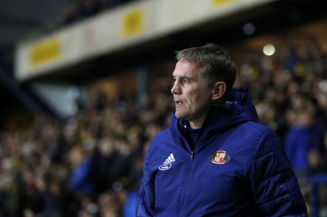 Phil Parkinson leads Sunderland into today's home game with Southend United looking to improve on a record of just one win from his first four matches in charge of the Black Cats