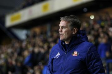 Phil Parkinson: 'A sense of injustice will be driving us on'