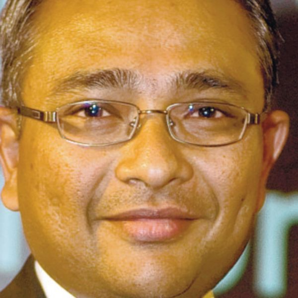 Dr Arnab Basu, chief executive of Kromek