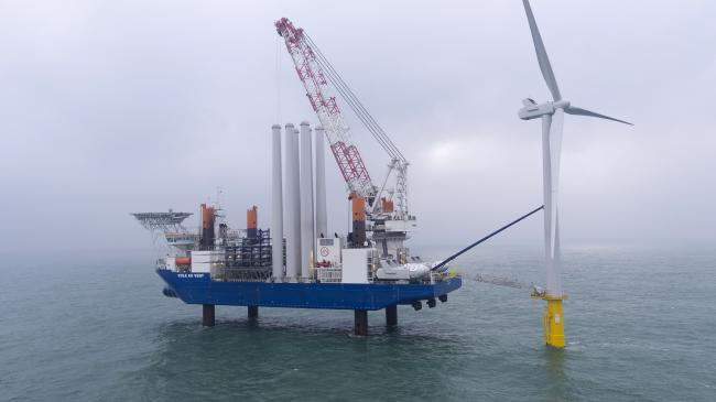 Offshore wind developments have been supported across the world by companies from the North-East supply chain cluster