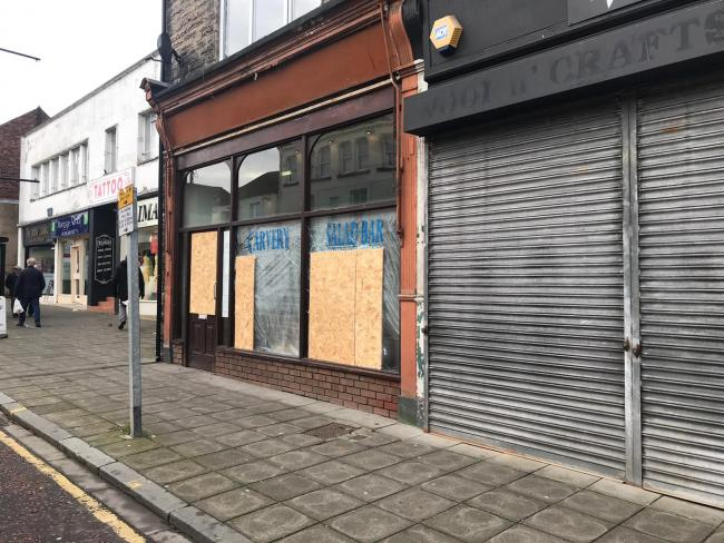 The Chefs Chippy, on Newgate Street, in Bishop Auckland, was burgled at the weekend