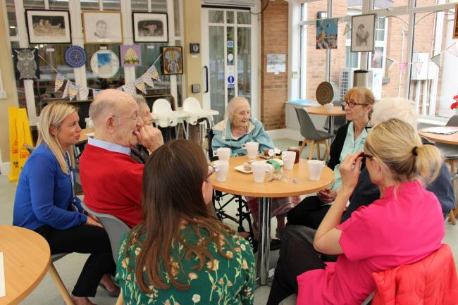 The sessions hope to help those living with dementia and memory problems