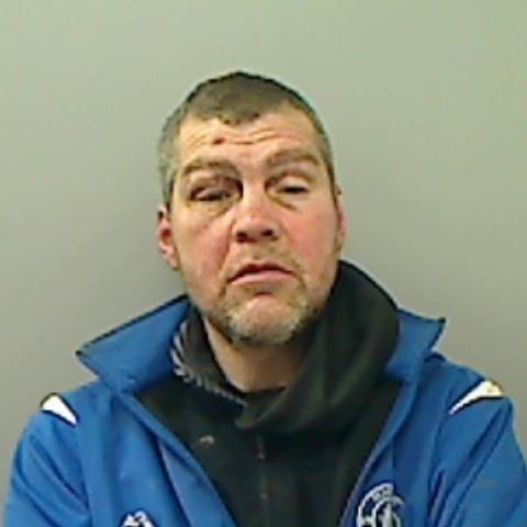 Neil Michael Plews was arrested by Chief Constable Richard Lewis Picture: CLEVELAND POLICE/MIDDLESBROUGH COUNCIL