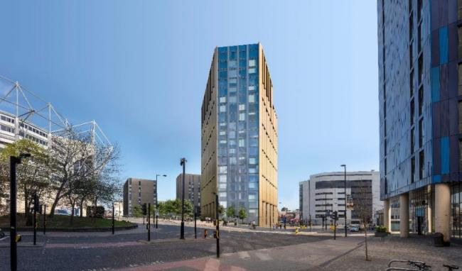 How Newcastle's Strawberry Place development will look